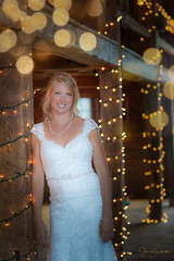 Julie Before the Dance (capers66) Tags: portrait bokeh reception dance bride wedding weddingphotography canon5dmarkiv lowlight nh newengland