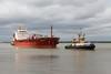 Songa Pearl & Svitzer Sarah (das boot 160) Tags: songapearl tanker tankers ships sea ship river rivermersey port docks docking dock boats boat eastham mersey merseyshipping maritime manchestershipcanal