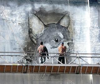 Banksy  ??