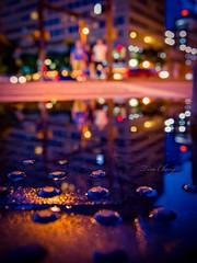 Baltimore night lights (still_shotz) Tags: maryland reflection baltimore nightlights