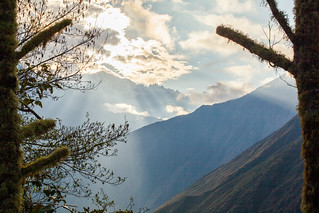 First Light on the Inca Trail