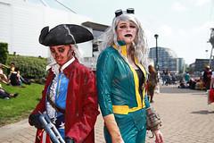 MCM Saturday 2018 XLI (Lee Nichols) Tags: mcmsaturday2018 mcm canoneos600d cosplay cosplayers costume costumes comiccon mcmlondonmay2018 londonexcel hancock solesurvivor fallout4
