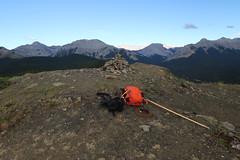 Mt Hoffmann summit kananaskis Alberta Canada (davebloggs007) Tags: mt hoffmann summit kananaskis alberta canada june 2018 hiking