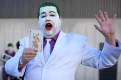 The Joker is Me ... (l plater) Tags: joker dccomics 2018supanovaexpo sydneyolympicpark cosplay