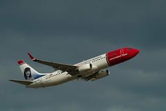 Berlin SXF 22.6.2018 Norwegian Sonderlackierung Boeing 737-800 (rieblinga) Tags: berlin sxf norwegian boeing 737800 sonderlackierung 2262018