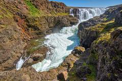 Kolufossar (torremundo) Tags: landschaften flüsse schlucht wasserfall laugarbaki nordenislands island