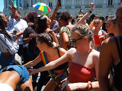 SF pride 2018 (coltsgardenspace) Tags: sf pride san francisco 2018 party gay straight ally street california civic castro saturday june23 sanfrancisco sanfranciscopride pride2018 city sfpride civiccenter lesbian queer love loveislove lgbt rainbow glitter fun happiness sun rave music
