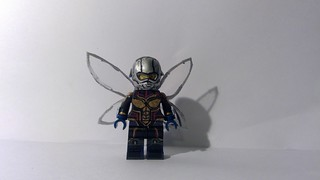 Custom Lego Ant-Man and The Wasp: Wasp