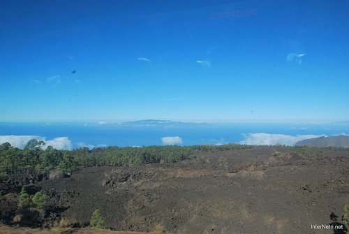 Понад хмарами, Тенеріфе, Канарські острови  InterNetri  016