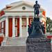 'Thomas Jefferson' -- University of Virginia Rotunda Charlottesville (VA) June 2018