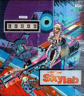 Pinball Skylab