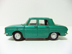 RENAULT R-10 - JOAL (RMJ68) Tags: renault 10 r10 españa 19661970 joal diecast coches cars juguete toy 143 scale