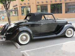 Any colour so long as it's black (jamica1) Tags: okanagan bc british columbia canada vintage antique car automobile kelowna