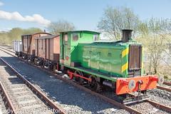Scottish Industrial Railway Centre - (Neil Sutton Photography) Tags: 040dm ayrshire canon diesellocomotive dieselshunter dunaskinheritagecentre preservedrailway railway scotland scottishindustrialrailway train loco locomotive