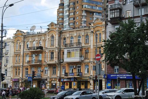 Басейна вулиця, Київ  InterNetri Ukraine 101