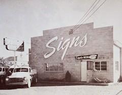 Empire Neon - Barber Sign Co. - Petaluma, Calif. (hmdavid) Tags: barbersignco petaluma california vintage sign empireneon 1950s neon signs midcentury script
