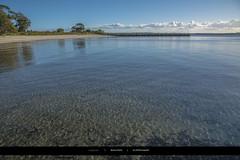 Ripples (Joseph@Oz) Tags: australia newsouthwales sydney kurnell shoreline reflection bonnapoint bay botanybay water ripples