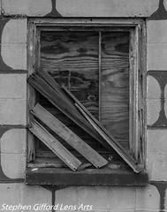 Boarded Windows 5 (ironman5) Tags: greyscale boardedbarnwindow barn window relic weathered lightroom5 contemplative canon60d