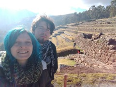 Ruinas Chinchero (Daniela Snow) Tags: peru holidays andean inca mountain ruins sacredvalley peruvian travel