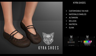 Feral - Kyra Shoes