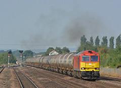 Dark Sky Site (Feversham Media) Tags: dbschenker dbs barryneedham tugs class60 60091 wrawbyjunction barnetby lincolnshire barnetbylewold northlincolnshire freighttrains 6e46