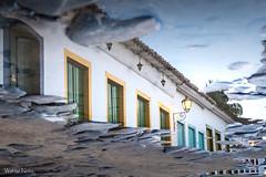 Reflexos em Paraty (Waldyr Neto) Tags: paraty arquitetura reflex reflexo casario história costaverde