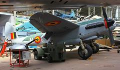 De Havilland DH 98 Mosquito NF 30 n° 984597  ~ MB-24 / ND-N (Aero.passion DBC-1) Tags: musée royal de larmée bruxelles collection airmuseum muséedelair aeropassion avion aircraft aviation plane dbc1 david biscove havilland dh98 mosquito ~ mb24 ndn