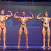 MENS BODY BUILDING NOVICE - 2 JOSHUA GARLAND 1 JORDAN ROBBINS 3 GAVIN MOSS
