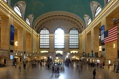 New York - Grand Central Station (cinxxx) Tags: america amerika nyc newyork newyorkcity sua stateleunitealeamericii us usa unitedstates unitedstatesofamerica vereinigtestaaten vereinigtenstaatenvonamerika
