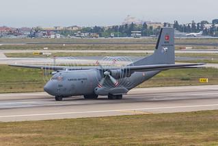 69-024; C-160 Transall Turkish Air Force @ Istanbul-Atatürk IST LTBA