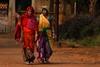 Conversation. Pushkar Mela. Rajasthan (Tito Dalmau) Tags: women conversation nomad camels fair mela pushkar rajasthan india