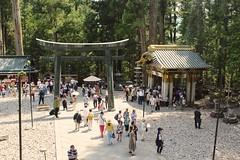 東照宮 Tōshō-gū (Brian Aslak) Tags: nikko 日光 nikkō 栃木県 tochigiprefecture 関東 kanto honshu japan nihon asia 日本 tōshōgū 東照宮 shrine temple