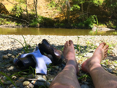 2018_0623_035 (seannarae) Tags: 2010s 2018 ca capture date month states year body dayofweek feet group gualalariver immediate iphone8 june naturalfeatures roads saturday sean selfportrait skaggsspringsroad