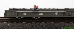 Train Line 3045000 - RhB Rollschemel Ua 8341 (Stefan's Gartenbahn) Tags: gartenbahn fgb fgbteam fgbberlin trainline rhb rollschemel rollwagen schweiz