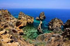 Seascape (Peideluo) Tags: sea seascape water waterscape landscape nature rocas cielo océano mar acantilado agua paisaje costa roca bahía peñasco