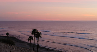 Majestic Sunset at San Onofre State Beach
