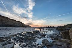 Happisburgh pools (StuMcP) Tags: happisburgh beach coast cliff cliffs cley rocks erosion norfolk northsea stuartmcpherson summer canon tidal