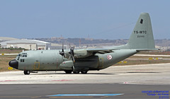 Z 21113 LMML 25-06-2018 (Burmarrad (Mark) Camenzuli Thank you for the 13 mi) Tags: airline tunisia air force aircraft lockheed c130b hercules registration z21113 cn 1823625 z 21113 lmml 25062018