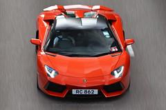 "Lamborghini, Aventador LP700-4 ""Roadster"", Wan Chai, Hong Kong (Daryl Chapman Photography) Tags: rc862 lamborghini aventador hongkong china sar canon 1d mkiv 70200l car cars carspotting carphotography auto autos automobile automobiles italian lp7004 roadster"