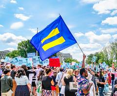 2018.06.26 Muslim Ban Decision Day, Supreme Court, Washington, DC USA 04065