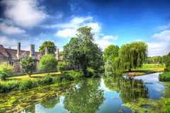 IMG_4785_6_7_P2a_700 (band68uk) Tags: flickr stamford rnbwelland river welland trees sky reflection hdr canoneos5dmark2 photomatix lincolnshire