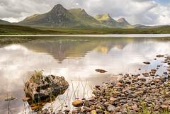 Lochan Hakel (Paul C Stokes) Tags: loch lochan lake hakel benloyal ben loyal loahanhakel mountain scotland tongue northcoast500 northcoast north coast 500 nc500 sony sonya7r2 a7r2 zeiss1635 zeiss 1635mm 1635