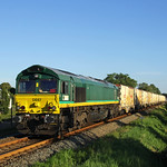 20180628 RC DE67 + Menath-trein, Winsum thumbnail