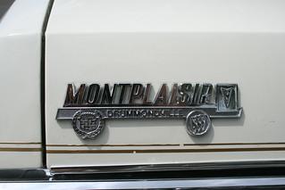 Logo concessionnaire sur Pontiac Parisienne
