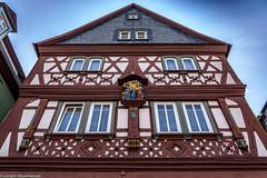 HWW - Fachwerkhaus Miltenberg (J.Weyerhäuser) Tags: miltenberg main tauberbischofsheim fenster fachwerk hww windowwednesday