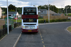 917 (Callum's Buses and Stuff) Tags: gemini gemini2 lothianbuses edinburgh edinburghbus babertonb9tlvolvo madderwhite edinburghmadder b9tl b9tlvolvo b9 busesb9tl geminib9tl lothian lothianedinburghedinburgh lothianbus goerbridge