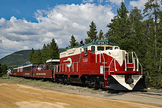 Railroading at the Top of the World