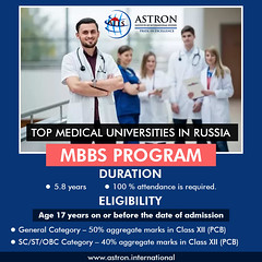 Find the Top Medical Universities in Russia (webmaster.astroninternational) Tags: topmedicaluniversitiesinrussia
