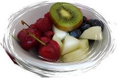 fruit for breakfast - explored (quietpurplehaze07) Tags: macromademoiselle fruit breakfast explored