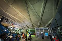 Farringdon_Elizabeth_Line_150618_1344_hi (Chris Constantine UK) Tags: crossrail tube london underground construction metro elizabeth farringdon
